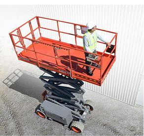 elevated work platform