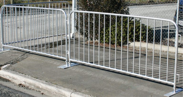 Pedestrian And Perimeter Fence Panels Totalsite Supplies
