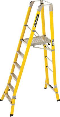 Branach Workmaster Fibreglass Ladder