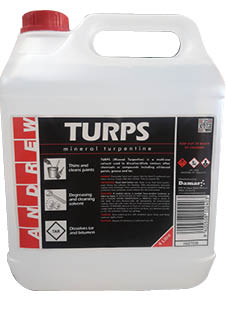 turps