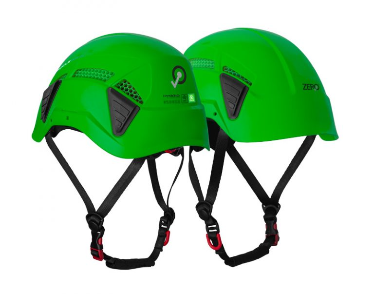 ZERO_Pinnacle_ZERTEC_helmet_vented_green