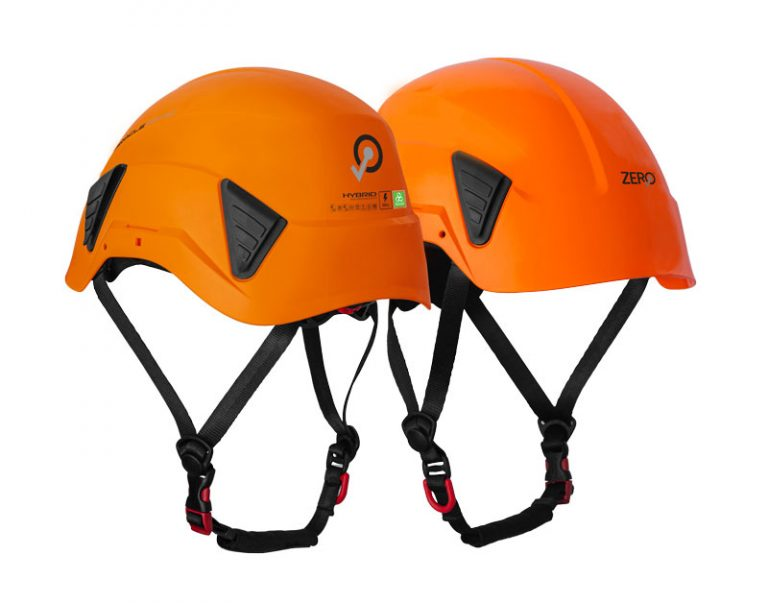 ZERO_Pinnacle_ZERTEC_helmet_volt_rated_orange