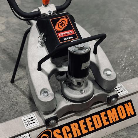 MBW ScreeDemon 1
